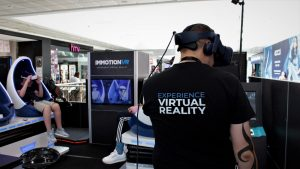 Virtual Reality Experience in Manchester