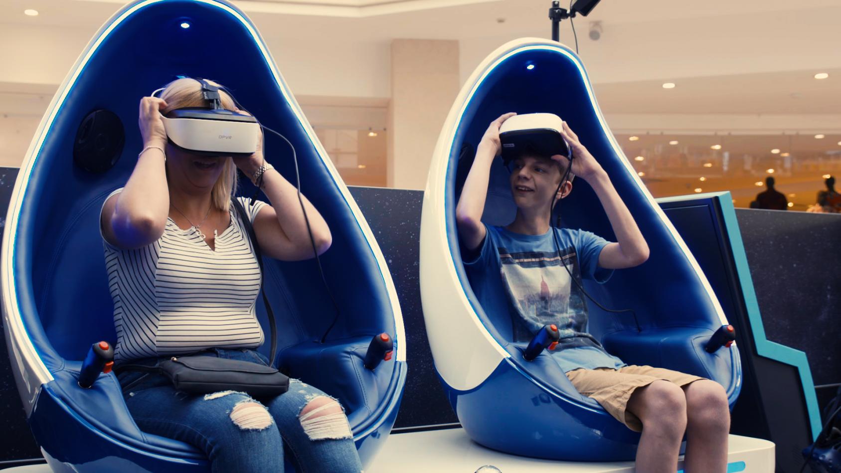 family virtual reality